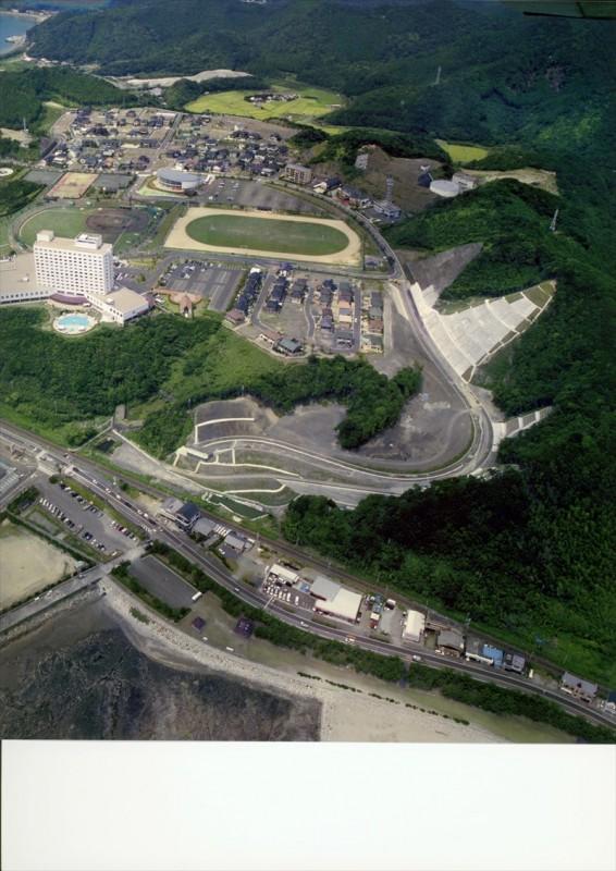 サンゴ台中央線新設(その1)