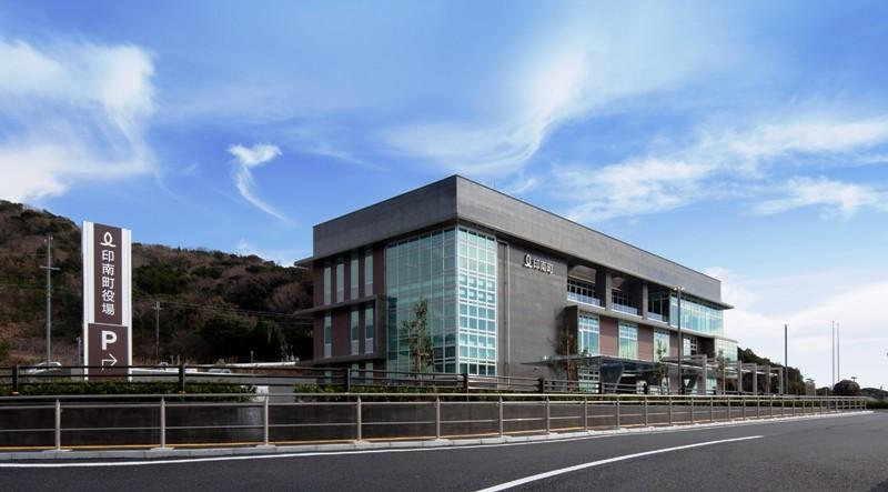 印南町新庁舎 | 淺川組