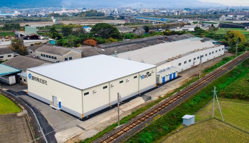菱和株式会社 板金第一工場