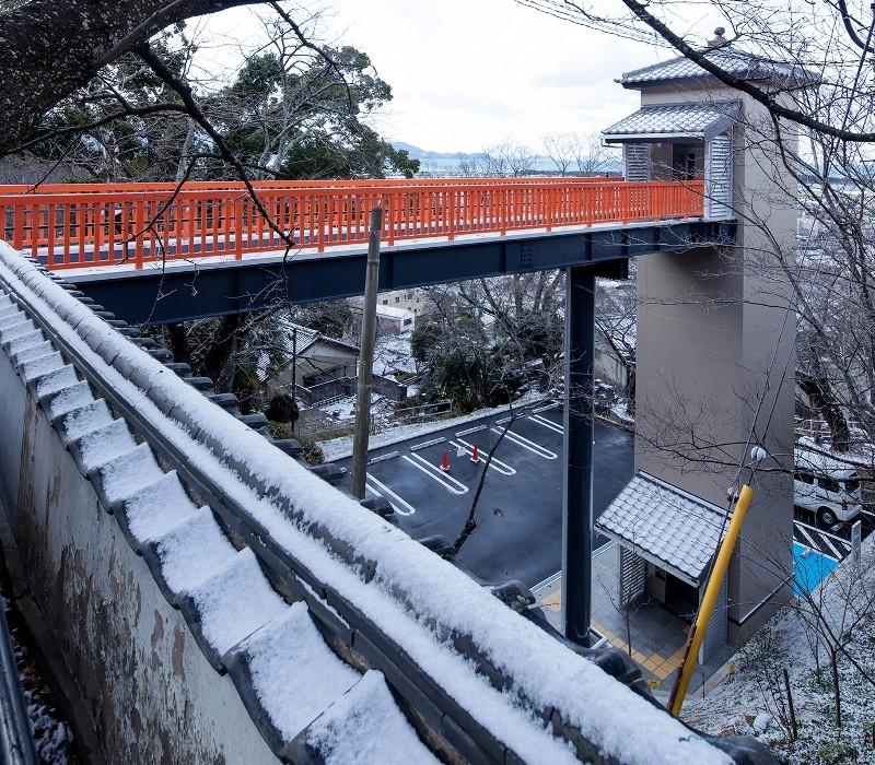 紀三井寺境内エレベーター